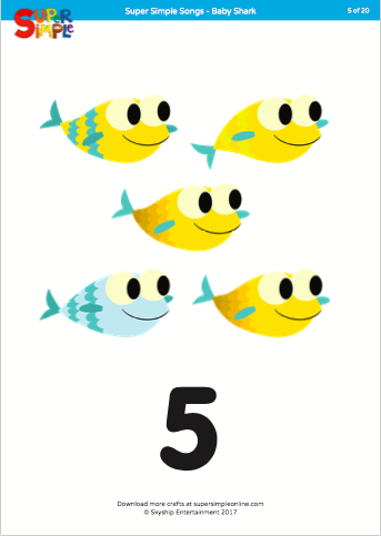 graphic relating to Printable Baby Flash Cards referred to as No cost- Little one Shark Flash playing cards